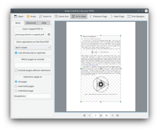 arminstraub com - krop: A tool to crop PDF files