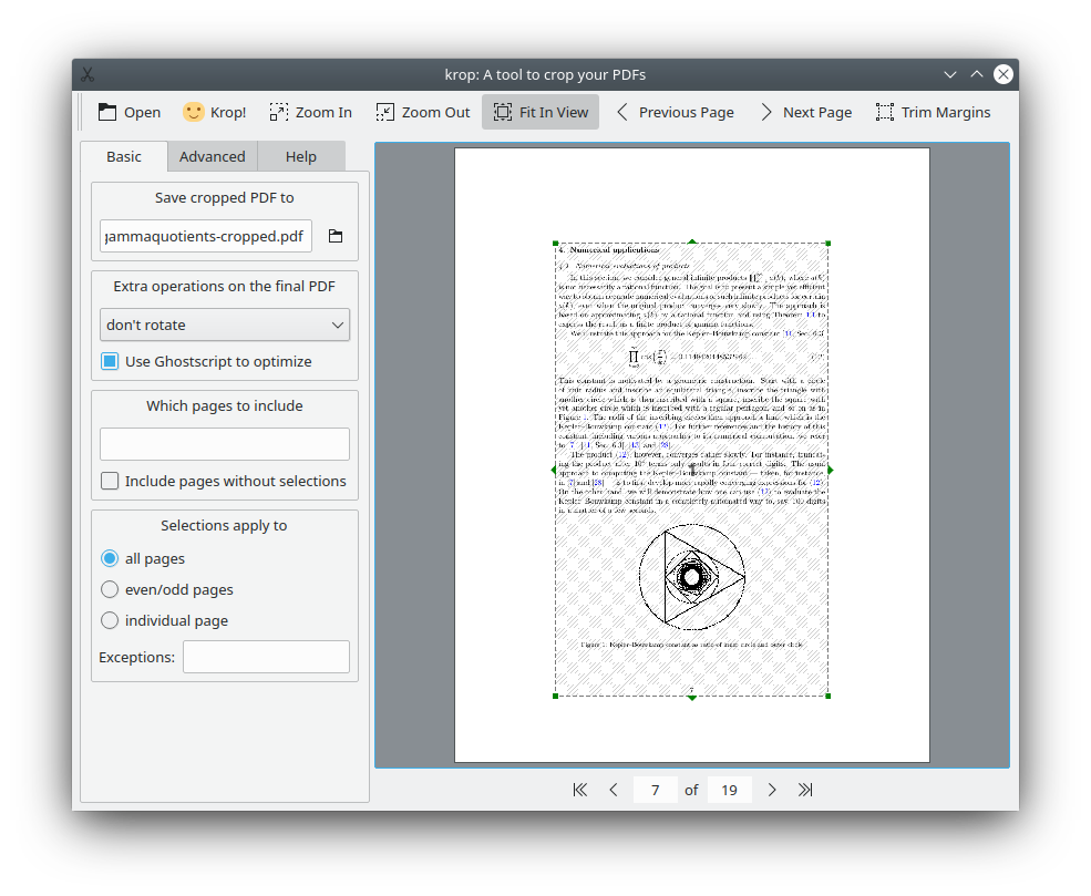 arminstraub com - krop: A tool to crop PDF files